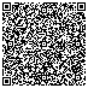 QR-код с контактной информацией организации КИРОВСКОГО РАЙОНА ЛО ВЕТЕРИНАРНАЯ ИНСПЕКЦИЯ