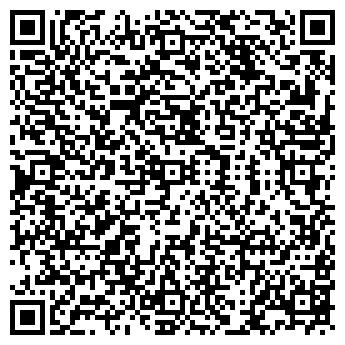 QR-код с контактной информацией организации ПТИЦА ПЛЮС