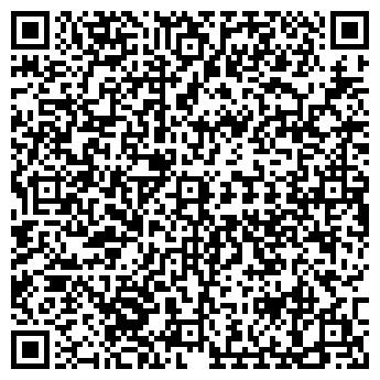 QR-код с контактной информацией организации ПОМОРСКАЯ ИЗБА