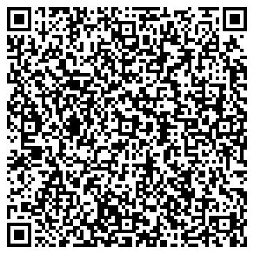 QR-код с контактной информацией организации КОММЕРЧЕСКИЙ ТРАНСФЕР