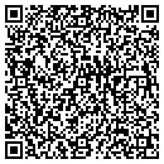 QR-код с контактной информацией организации ГЕОБАНК