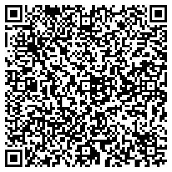 QR-код с контактной информацией организации ГАЛЕРЕЯ ПАЛАС, ООО