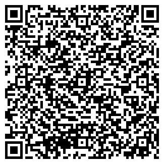 QR-код с контактной информацией организации АЛЬЯНС КМВ