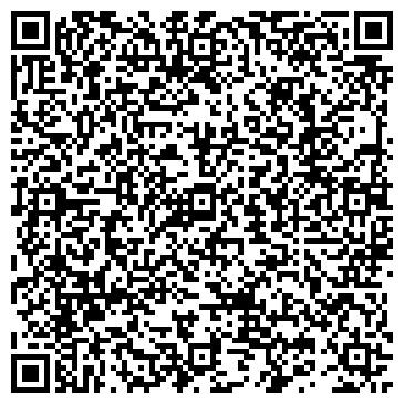 QR-код с контактной информацией организации GREEN LIGHT