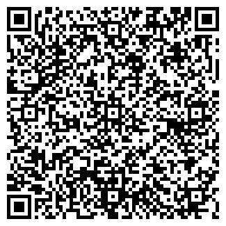 QR-код с контактной информацией организации PALAZZO