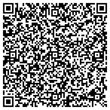 QR-код с контактной информацией организации РОО ФЕДЕРАЦИЯ УШУ РСО-АЛАНИЯ