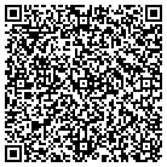 QR-код с контактной информацией организации ТЕРСКИЙ ЛЕСХОЗ