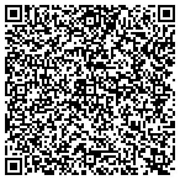 QR-код с контактной информацией организации № 1 МИНЗДРАВА СЕВЕРО-ОСЕТИНСКОЙ АССР