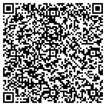 QR-код с контактной информацией организации АЛЬТЕРНАТИВА ПКП