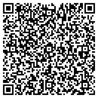 QR-код с контактной информацией организации ШУБКИ-ШАПКИ