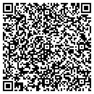 QR-код с контактной информацией организации ЮГ ТД