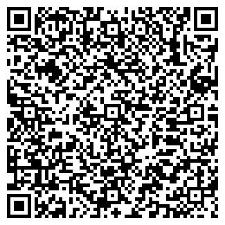 QR-код с контактной информацией организации МАГИЯ ПИЦЦА