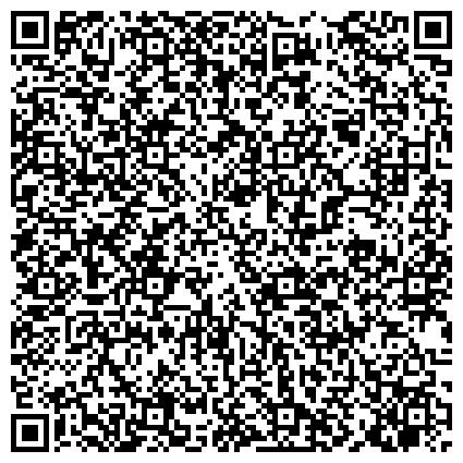 QR-код с контактной информацией организации КУРОРТНАЯ ПОЛИКЛИНИКА ЖЕЛЕЗНОВОДСКОГО ТЕРРИТОРИАЛЬНОГО СОВЕТА ПО УПРАВЛЕНИЮ КУРОРТАМИ ПРОФСОЮЗОВ
