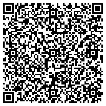QR-код с контактной информацией организации АЭРОСКРИН, ООО