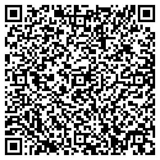 QR-код с контактной информацией организации КРАСНЫЙ ВОСХОД, ЗАО