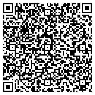 QR-код с контактной информацией организации АЙГУФ, ЗАО