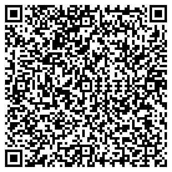 QR-код с контактной информацией организации РУССКИЕ КУРОРТЫ