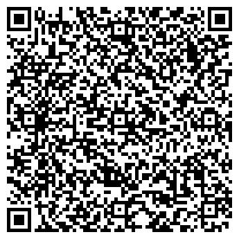 QR-код с контактной информацией организации ПАПАС ТЕННИСНЫЙ КЛУБ
