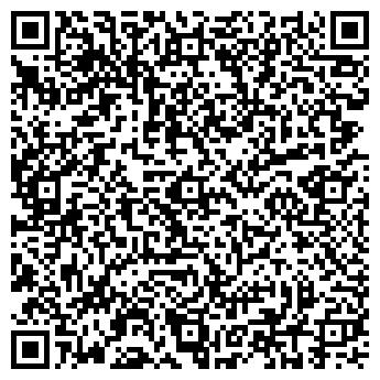 QR-код с контактной информацией организации АНЖИ-БАЗАР ТЦ