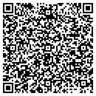QR-код с контактной информацией организации АЛЖАН