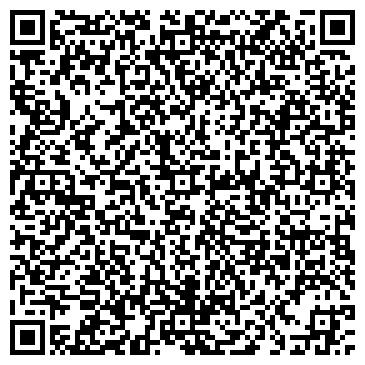 QR-код с контактной информацией организации АНЖИ ФУТБОЛЬНЫЙ КЛУБ