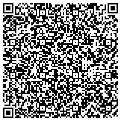 QR-код с контактной информацией организации ЦЕНТР ГОСУДАРСТВЕННОГО САНИТАРНО-ЭПИДЕМИОЛОГИЧЕСКОГО НАДЗОРА, ФГУ