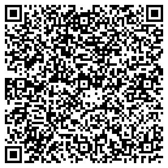 QR-код с контактной информацией организации КОТ В САПОГАХ
