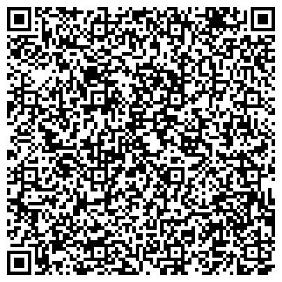 QR-код с контактной информацией организации ОТДЕЛ ПО ЗАРУБЕЖНОМУ И ВНУТРЕННЕМУ ТУРИЗМУ ФЕДЕРАЦИИ ПРОФСОЮЗОВ