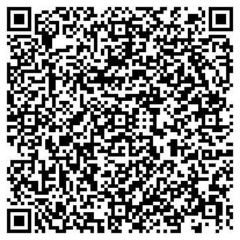 QR-код с контактной информацией организации ТЕЛЕТЕКСТ, ИЧП