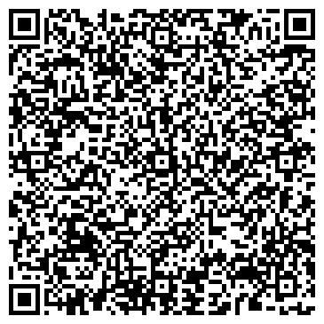QR-код с контактной информацией организации ГУБСКИЙ КИРПИЧНЫЙ ЗАВОД, ЗАО