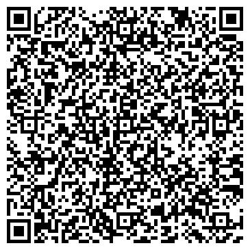 QR-код с контактной информацией организации МЕДПУНКТ БРИГАДЫ № 1 ЗАО ДРУЖБА