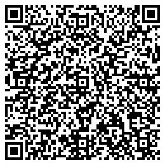 QR-код с контактной информацией организации ГАО КРИСТАЛЛ