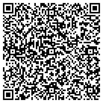 QR-код с контактной информацией организации PUBLIC RELATIONS