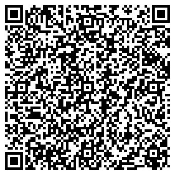 QR-код с контактной информацией организации АЛЕКС КОМПЬЮТЕРНЫЙ КЛУБ