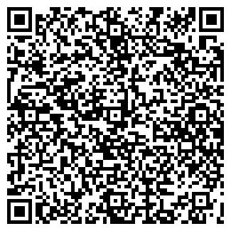 QR-код с контактной информацией организации СИНЕГА