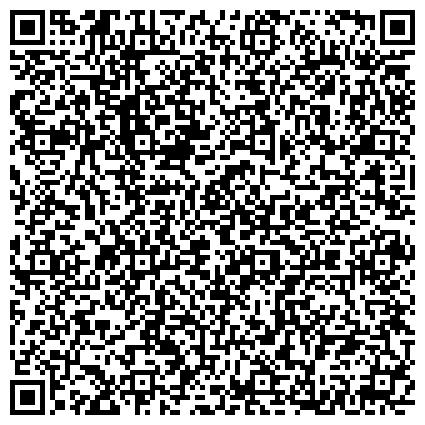 QR-код с контактной информацией организации Министерство дорожного хозяйства и транспорта Ставропольского края