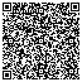 QR-код с контактной информацией организации РЕСУРСЫ, ЗАО