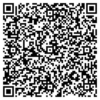 QR-код с контактной информацией организации ДЖИН ООО ТД