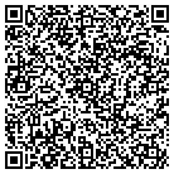 QR-код с контактной информацией организации МЕРКУРИЙ ТПП