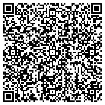QR-код с контактной информацией организации ОТ ЛЕДИ Л ШЛЯПНЫЙ САЛОН
