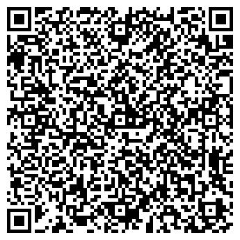 QR-код с контактной информацией организации АЭРО РЕГИОН, ЗАО