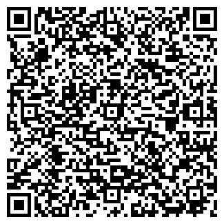 QR-код с контактной информацией организации АЛЕКО, ИЧП