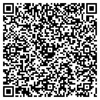 QR-код с контактной информацией организации АНИЛИН