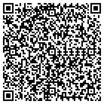 QR-код с контактной информацией организации АТЛЕТИКА, ООО