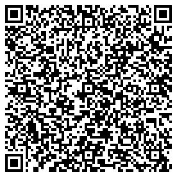 QR-код с контактной информацией организации МИЛАН ТОРГОВЫЙ САЛОН