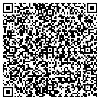 QR-код с контактной информацией организации АВС ПКП, ООО