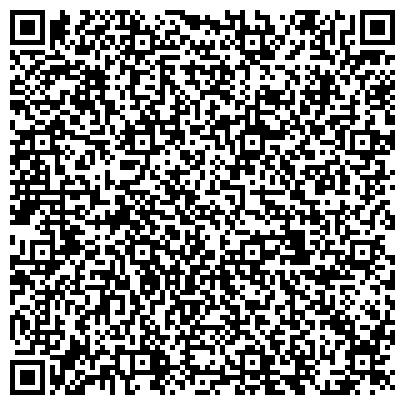 QR-код с контактной информацией организации Глазное отделение (ГБУЗ  Городская Поликлиника 22)
