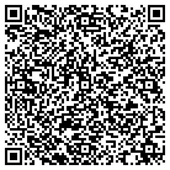 QR-код с контактной информацией организации ООО ЙОГА-ПЛЮС