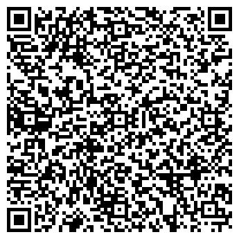 QR-код с контактной информацией организации НСК-СЕРВИС СТО, ЗАО