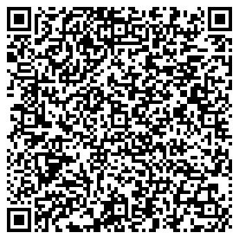 QR-код с контактной информацией организации СТО КУРС, ЧП